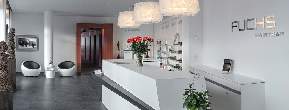 Stunning Salon Moderne Coiffeur Contemporary - Amazing House ...